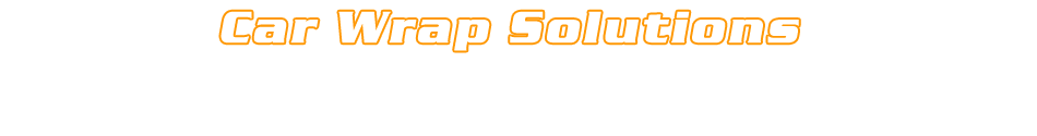 Car & Vehicle Wraps | Miami | Fort Lauderdale | West Palm Beach Florida