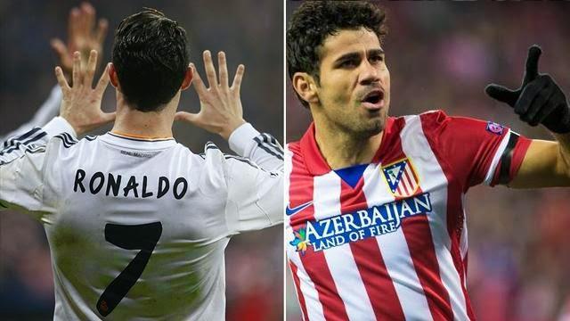 بالتفصيل: النهائيات التي خاضها ريال مدريد و اتلتيكو مدريد في دوري الابطال