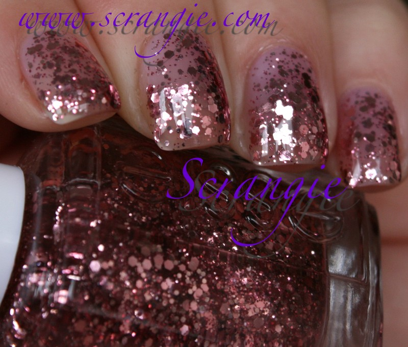 Essie Luxeffects Glitter Topcoat Collection Holiday 2011 Swatches And Review