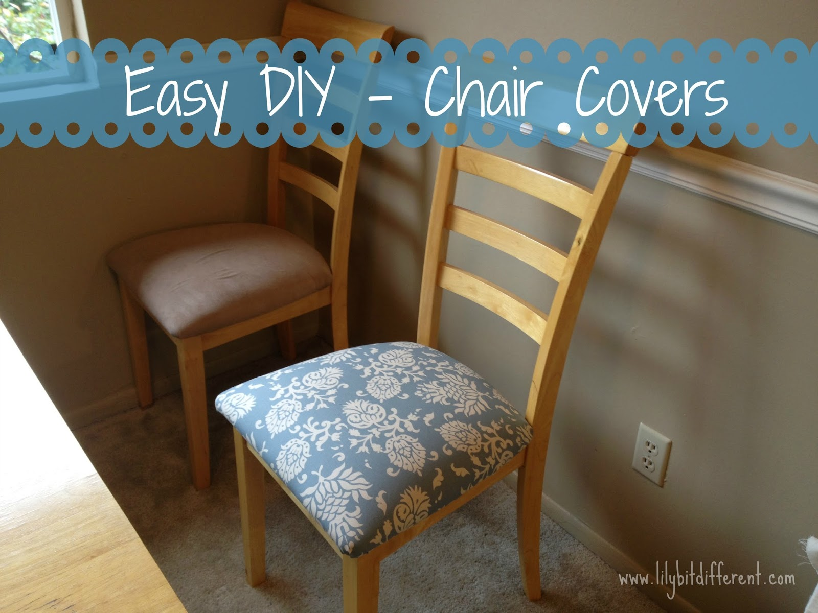 Diy chair covers viewing gallery