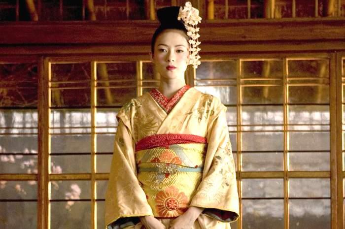 Memoir of a geisha - 5 2