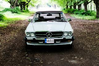 08 Mercedes-Benz 560SL R107 1988