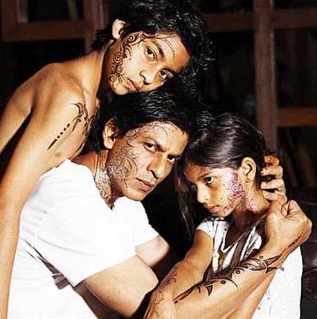 foto shahrukh khan dan anaknya 3 foto shahrukh khan dan