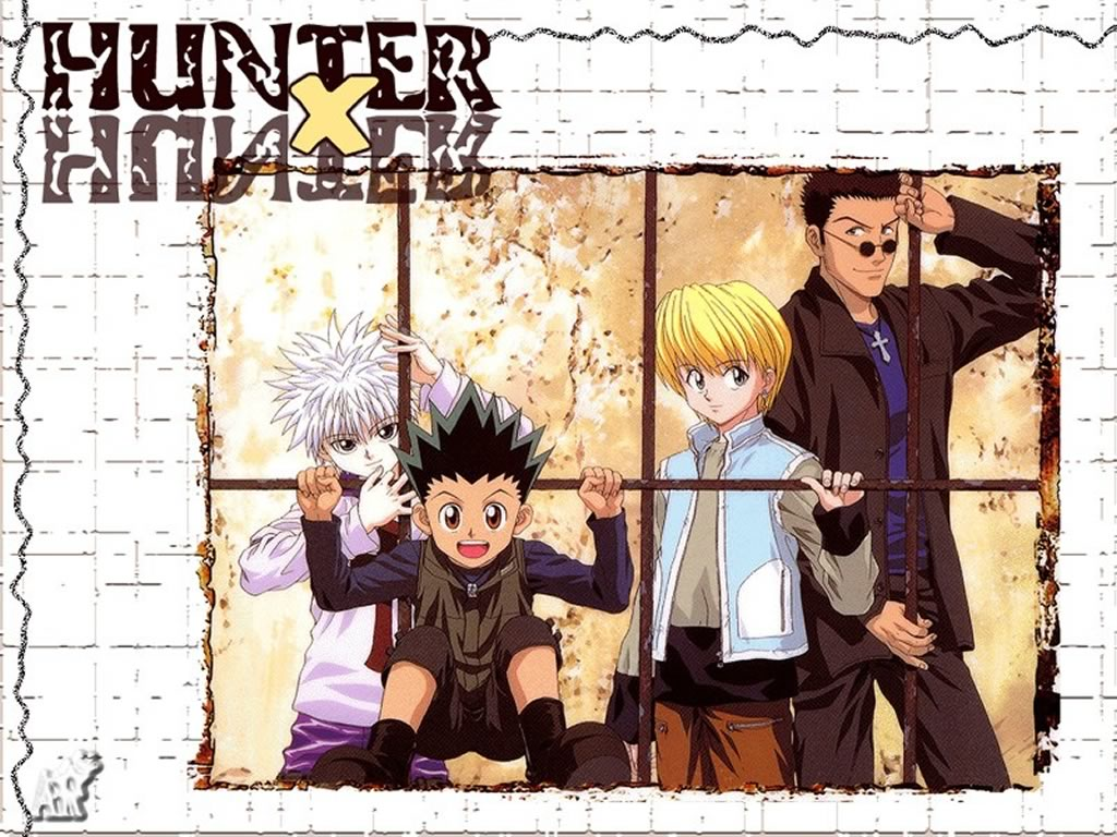 ¿Anime favorito? HunterXhunter16