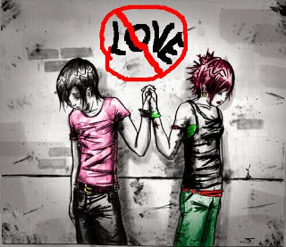 Cinta Bertepuk Sebelah Tangan