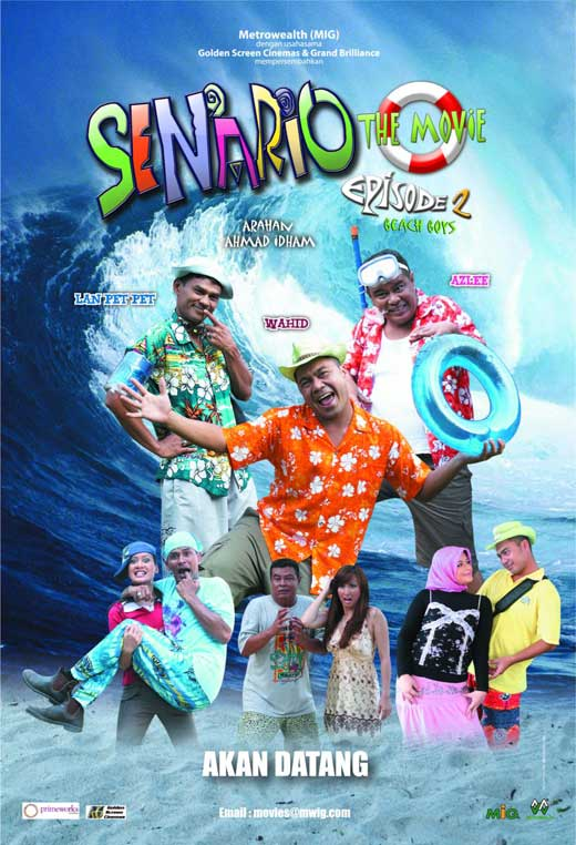 Senario The Movie Episode 2: Beach Boys (2009)