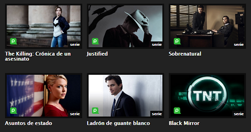 State of Affairs, Forbrydelsen, White Collar y más, en Nubeox