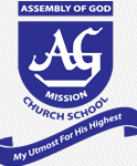 The Assembly of God Church Kolkata Logo