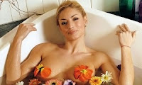 Claudia Fernández baño