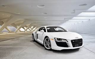 Desktop Wallpaper Audi