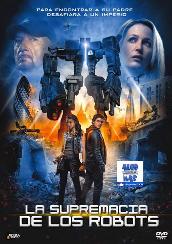 Supremacía Robot Poster