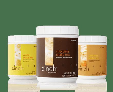 Info Produk : Kebaikan Dan Manfaat CinchTM Shake Mix Shaklee