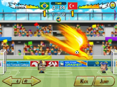 Download Head Soccer v4.0.3 Mod