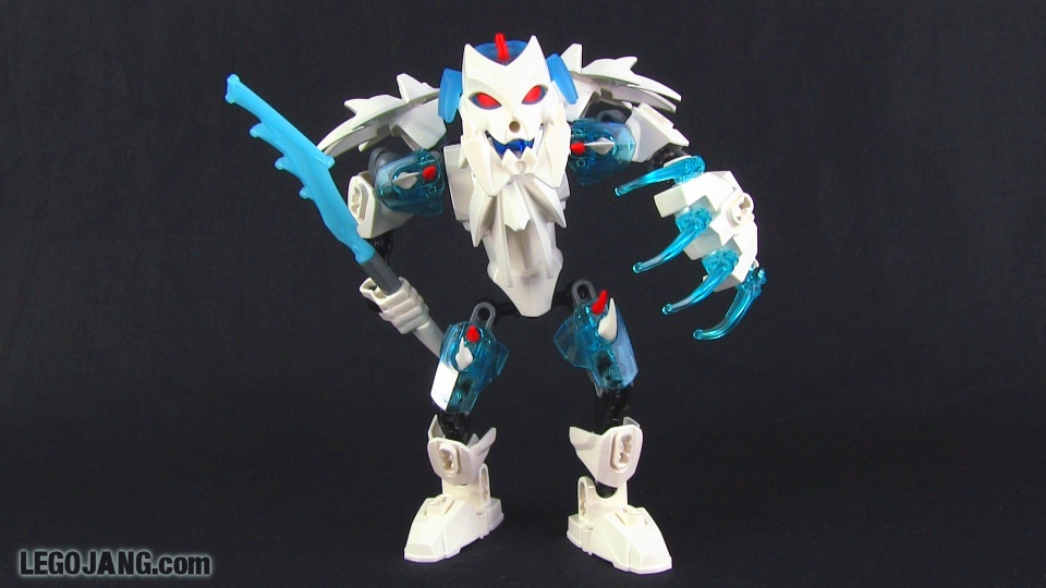 Lego Hero Factory Frost Beast Review Brain Attack Wave 2