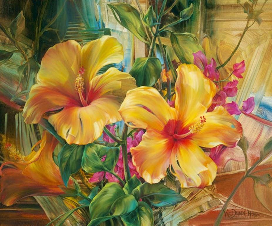 cuadros-con-flores-al-oleo