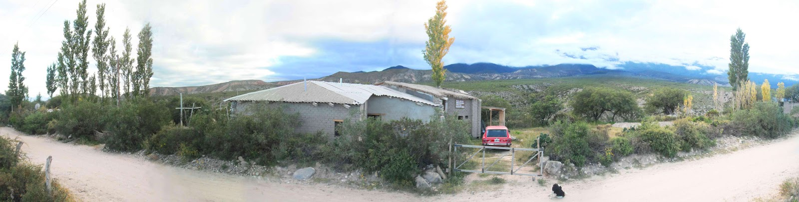 Amaicha del Valle : Projet 2.011 panoramique-2011-copie