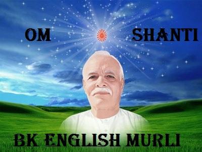 BK English Murli