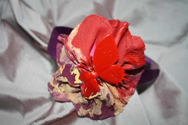 Nuevo colorido de las Clasicas Mariposas Lacadas de ZV