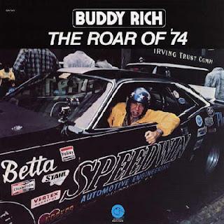 Album art for Buddy Rich's 'The Roar of '74'