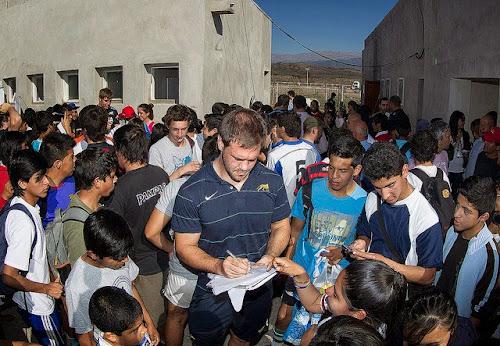 Se inauguraron los Intercolegiales en Salta
