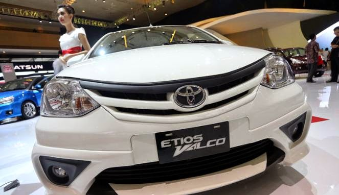 Toyota Etios Valco 09 Januari 2015