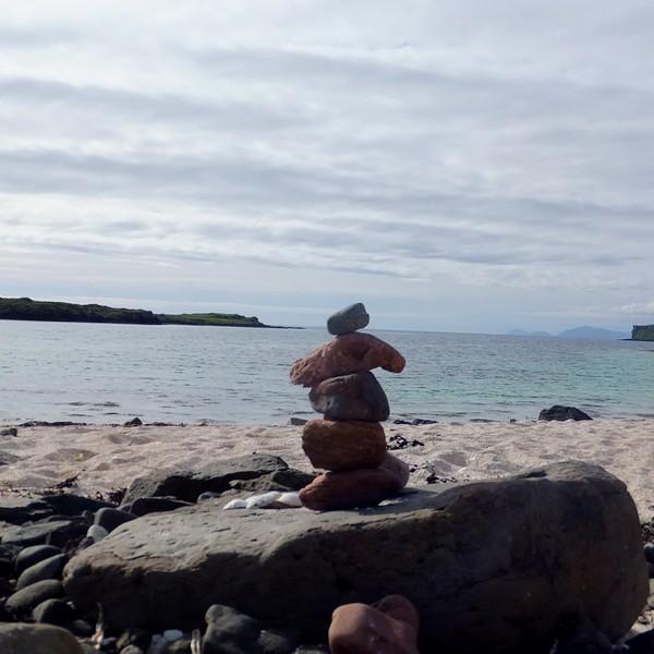 écosse scotland skye randonnée coral beach dunvegan
