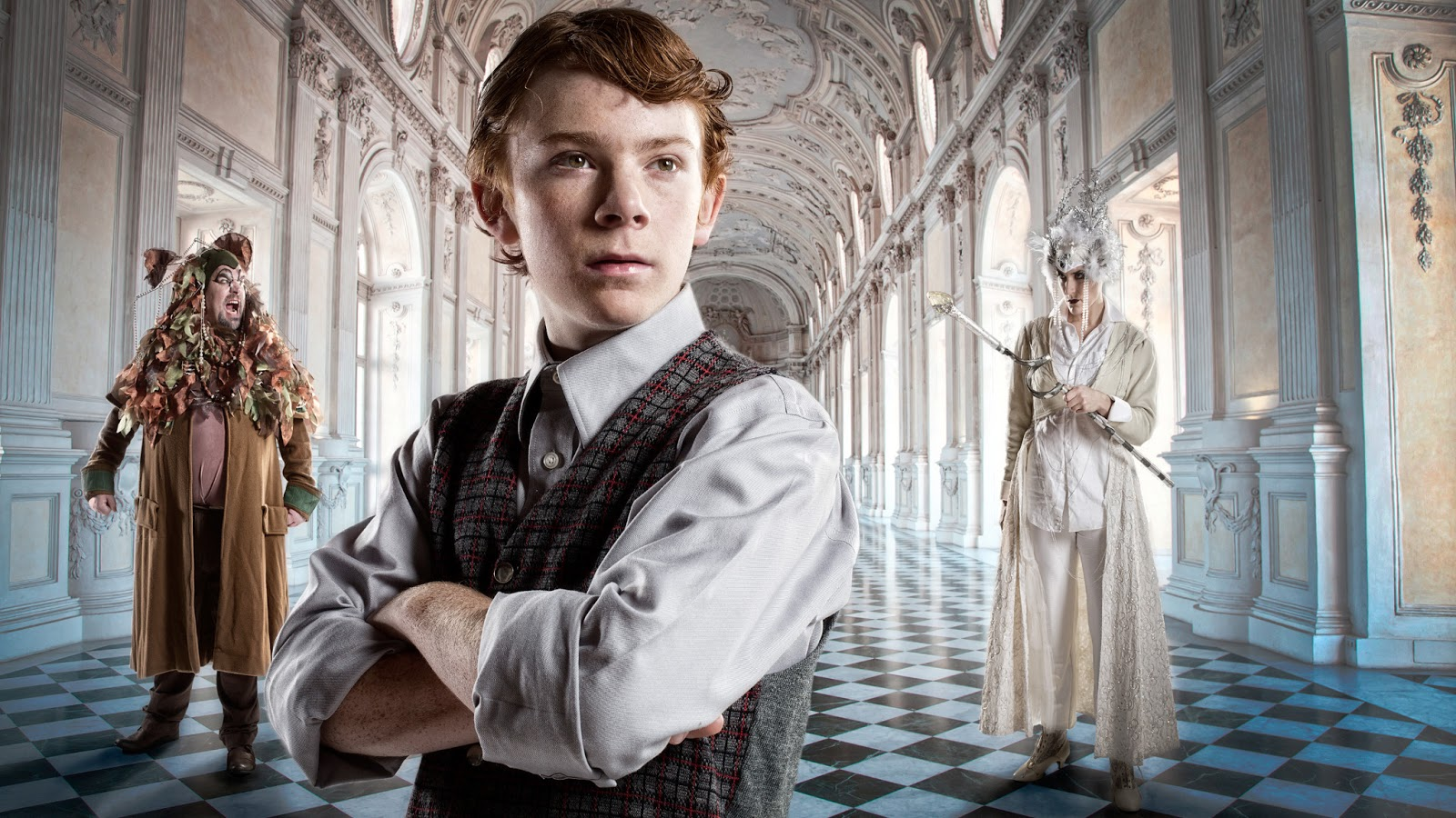 Theatre Reviews by Dennis Sparks: The Lion, the Witch and the ...