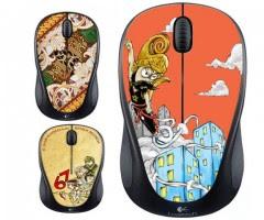 Mouse terbaru yang dirilis Logitech (Foto: Rudi)