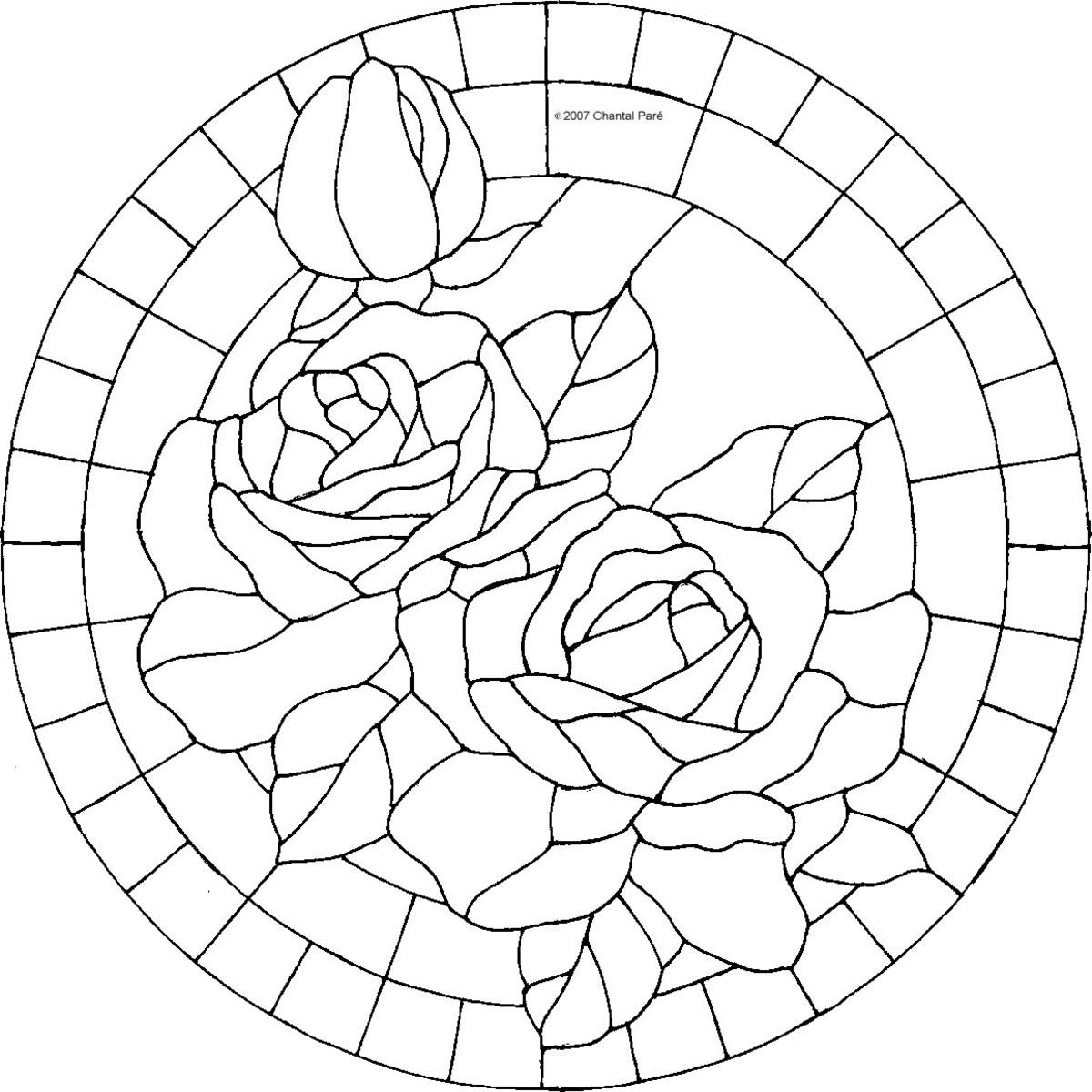 7 das artes gr ficos lindos para usos variados for Disegni per mosaici da stampare
