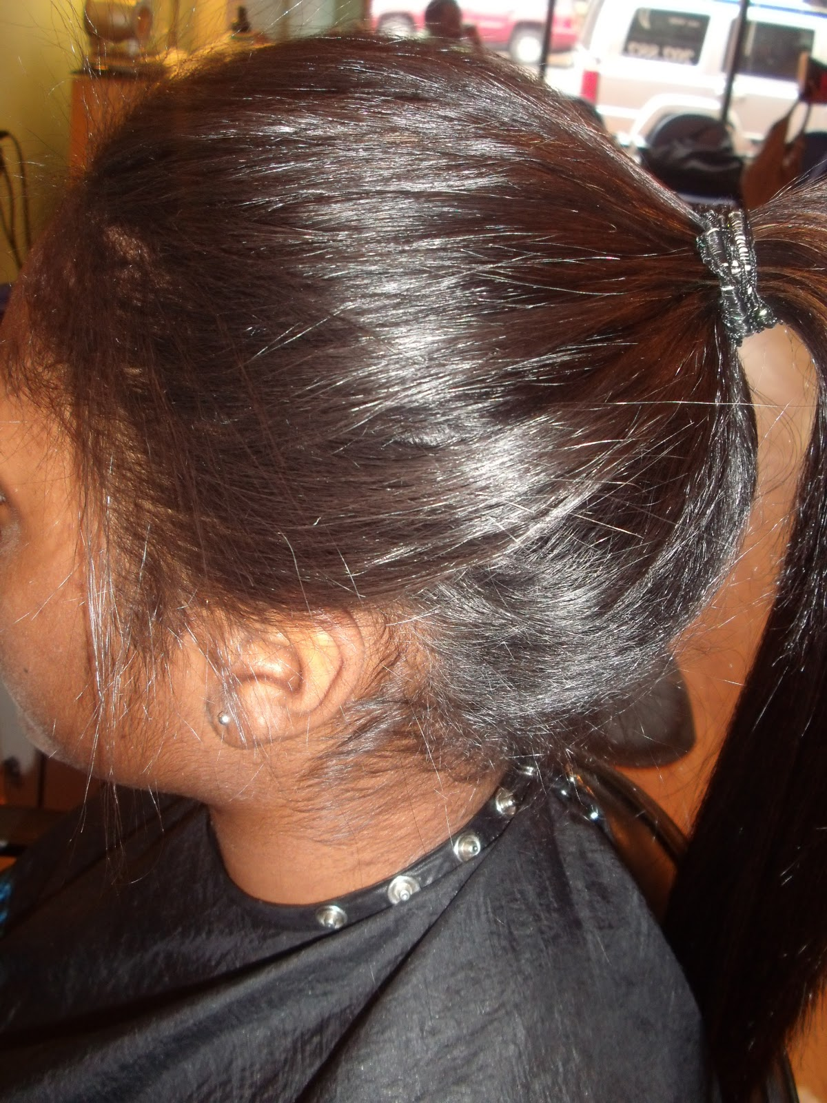 Tress Art Sew It Up Partial Sew In Weave
