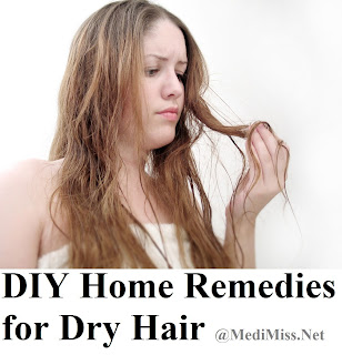DIY Home Remedies for Dry Hair