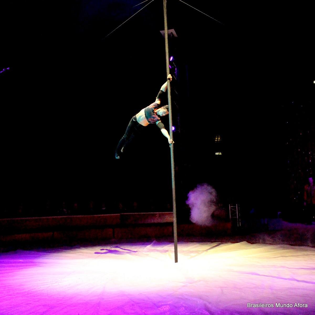 Circo de natal em trier tradição de família
