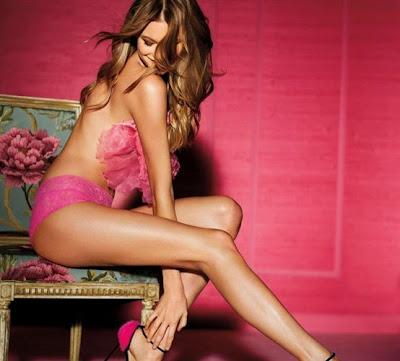 Coleccion de Victoria's Secret para San Valentin 2013