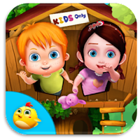 tree house game for kids