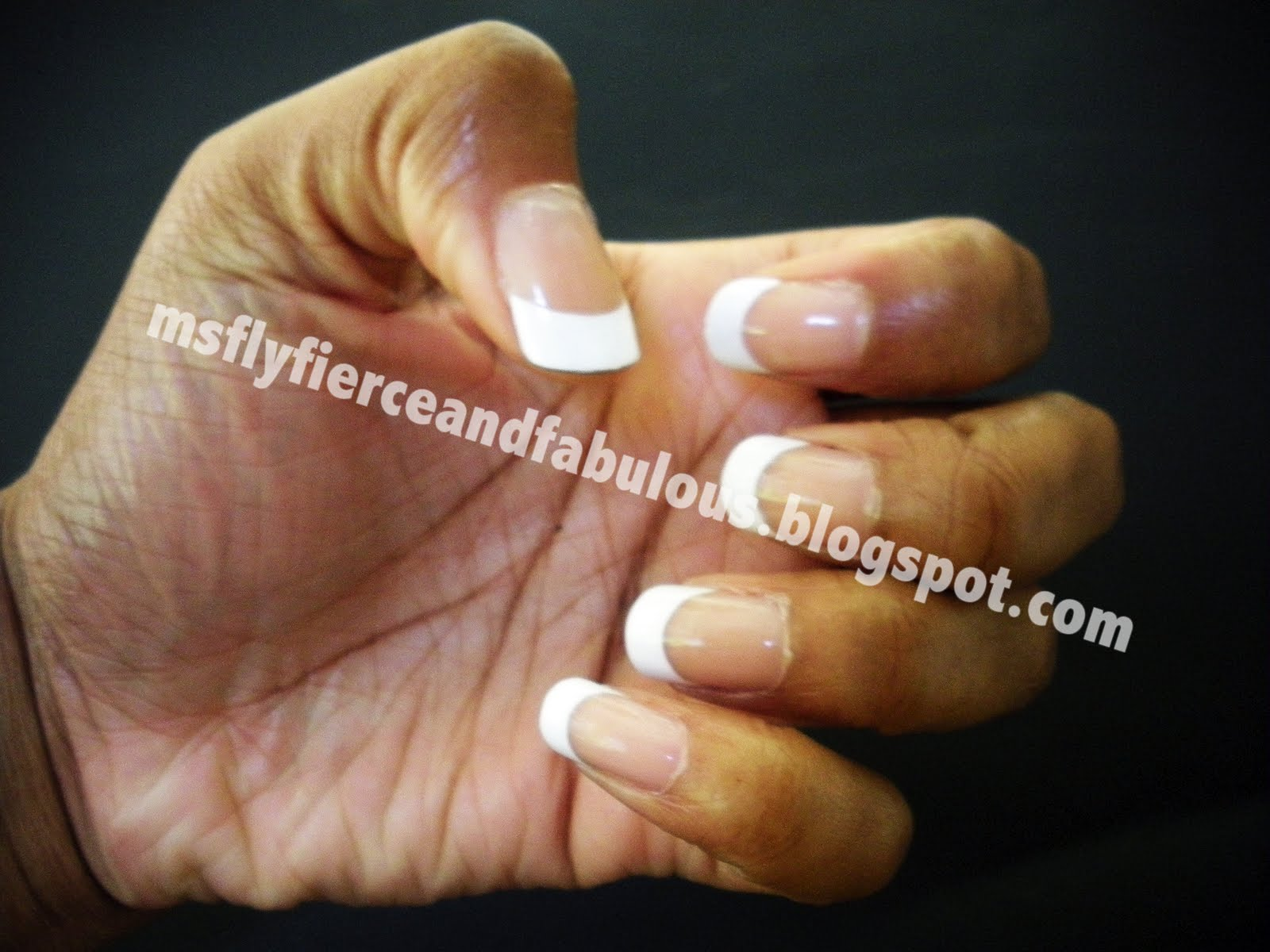 Review: French Wrap Plus Professional Manicure Kit | Fly Fierce Fab