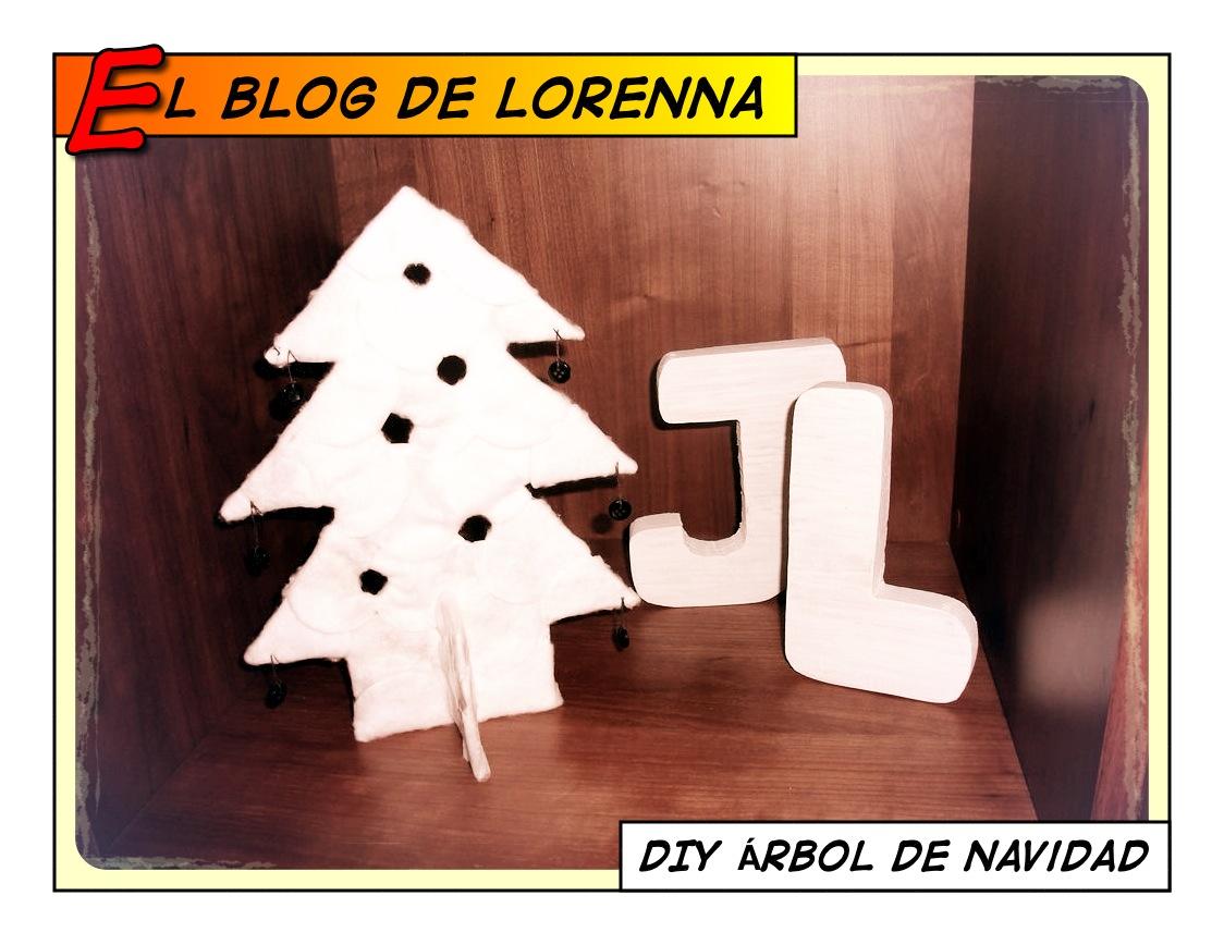 El blog de lorenna diy rbol de navidad con cart n - Arbol de navidad carrefour ...