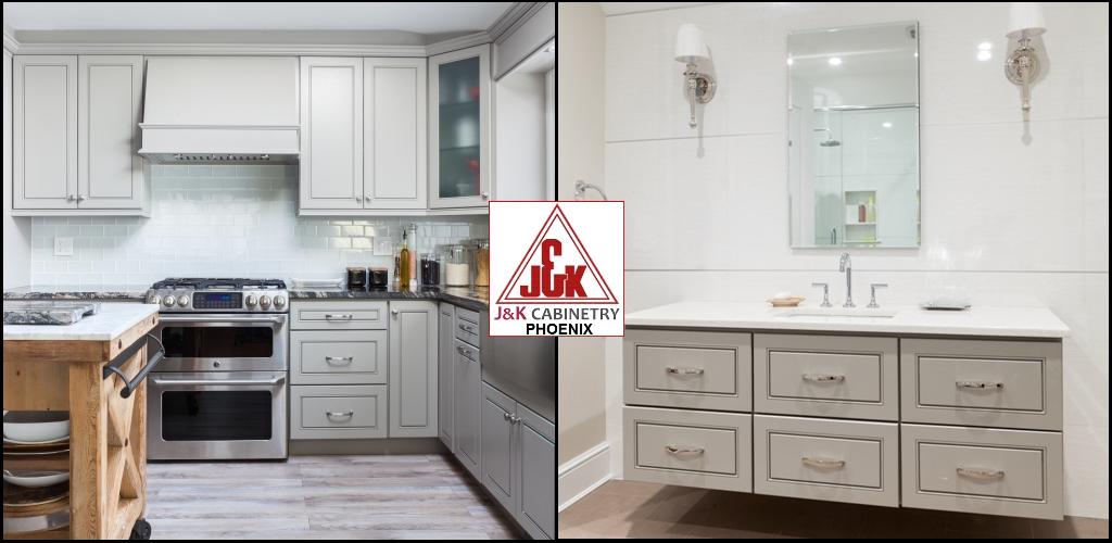 Wholesale Kitchen Cabinets Showroom PHX: J&K Wholesale Kitchen ...
