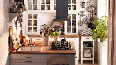Accessoires pour petite cuisine