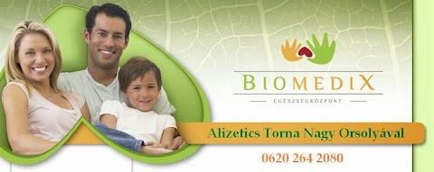 Alizetics a Biomedix Egészségközpontban