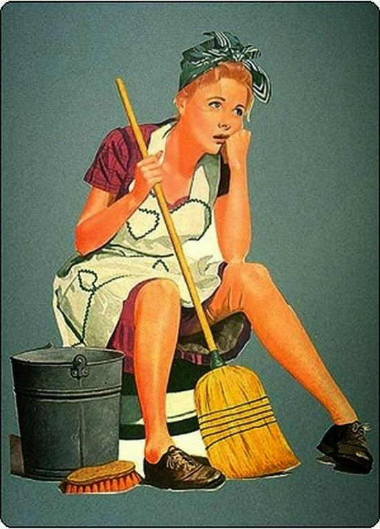 Как бороться с уборкой, Ольга Граф