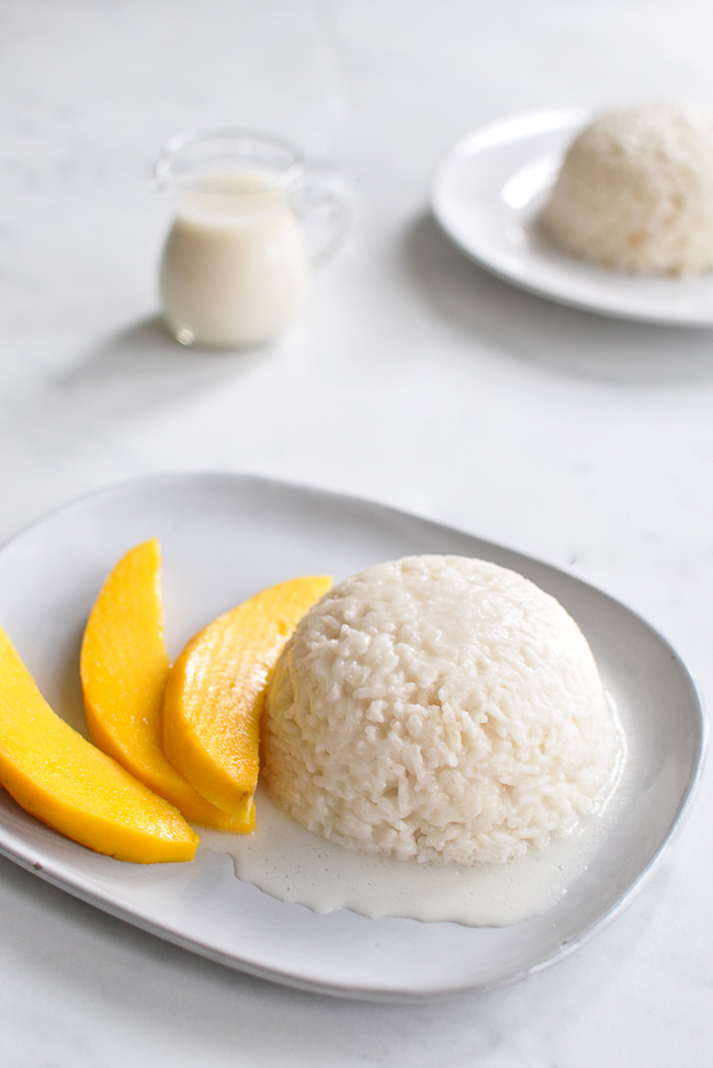 Mango Sticky Rice 3 | Thailand Recipes