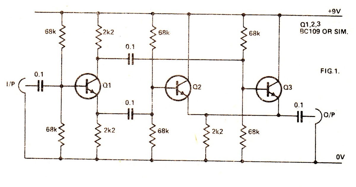 Simple Frequency Doubler Circuit