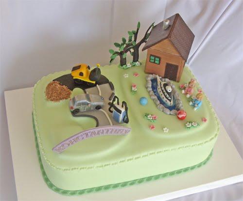 фото тортов к 30 летию