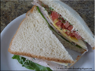 the simple sandwich