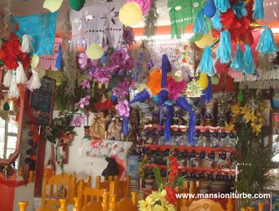 Comercio Local en la Isla de Janitzio, Michoacán