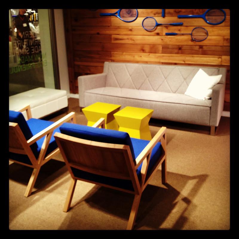Design Maze Gus High Point Market Spring - Gus modern wilson end table