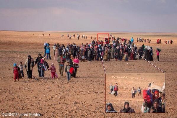 Marwan, pengungsi suria,