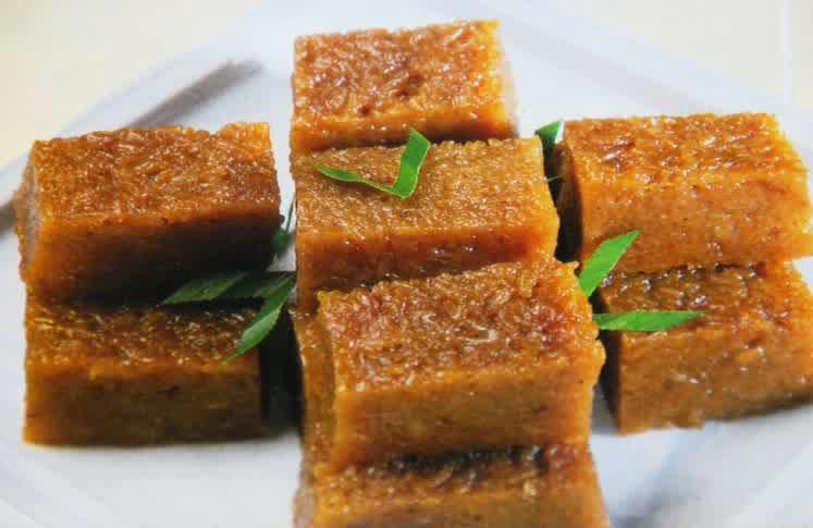 Resep Membuat Kue Wajik Gula Jawa Legit