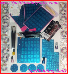 sorteo nails fascinante