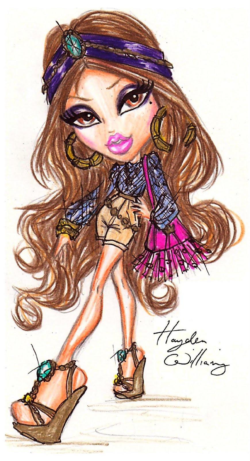 Bratz style it yasmin designed by hayden williams